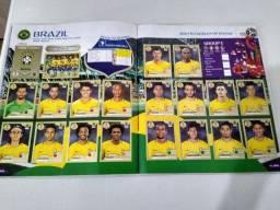 Figurinhas Copa 2018 Gold