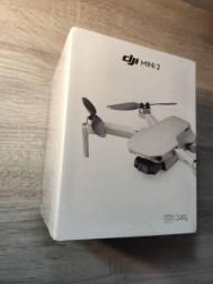 Drone DJI Mini 2 - 4k - NOVO - Lacrado.