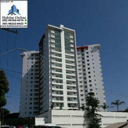 Título do anúncio: Smart Residence Centro sol nascente 2 quartos s/ 1 suite 2 vagas