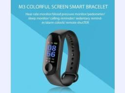 Relógio batimentos, pressão arterial, Bluetooth