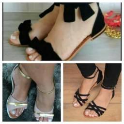 Sandálias vários modelos