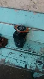 Bomba hidráulica da JCB
