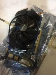 Placa de vídeo R7260x 2GB Gigabyte