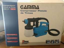 Compressor Pistola de tintas Gamma