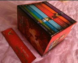 Box de livros Harry Potter