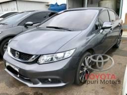 Seminovo Xapuri Motors - Civic LXR - 2015