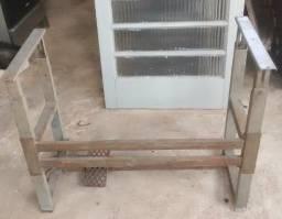 Base maquina costura industrial