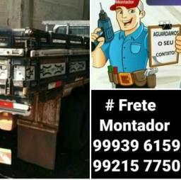 Frete e Montador#$