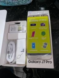 Smartphone Galaxy J7 pro 64GB NOVO Na Caixa com NOTA