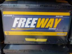 Bateria Automotiva 70ah Selada Freeway Garantia 1 Ano No Cambuci 947412711 Delivery