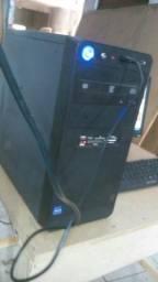 Computador 2gb ddr3 Hd 500gb
