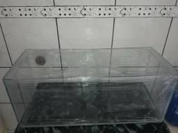 Aquario 160Lt + Sump 80 Ls