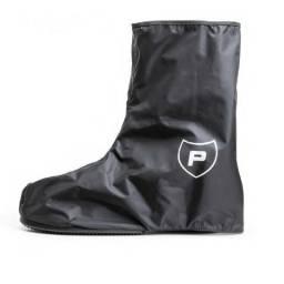 Motociclista - A melhor opção pra proteger seus pés da chuva!