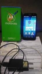Motorola Moto G5S Plus Platinum Tela 5.5 Tv Digital ( Nota Fiscal)