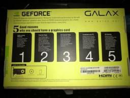 Placa de video Nvidea GT 610, ótimo estado