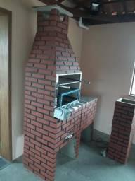 Churrasqueira de concreto (frete grátis)