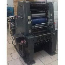 Vendo/Troco Impressora GTO 46