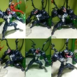 Action figure venom yamaguchi kayiodo NOVO