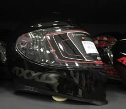 Capacete Axxis Monocolor Preto