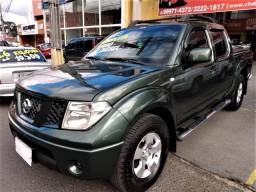 Nissan Frontier 2013 completa diesel turbo,dh,ac,vte,rll,pc,cm,impecavel,placa a - 2013