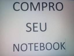 Notebooks e Cpus Funcionando,C/Defeito: Qualquer Fabricante - Atendemos No Local