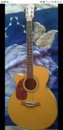 Troco por outro violão canhoto