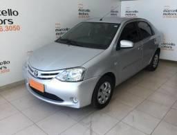 Toyota Etios XS 1.5 - 2016