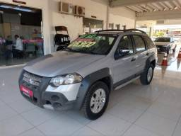 FIAT PALIO 1.8 MPI ADVENTURE LOCKER WEEKEND 16V FLEX 4P AUTOMATIZADO - 2012