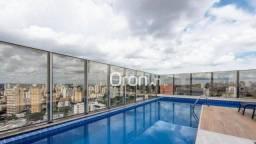 Flat com 1 dormitório à venda, 39 m² por R$ 240.000,00 - Setor Central - Goiânia/GO