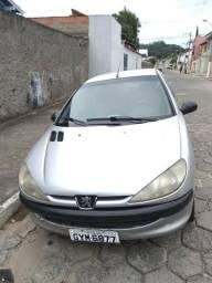 Peugeot 206 1.6 - 2000