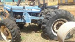 Trator newholland 7630 4x4
