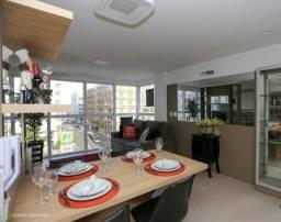 Apartamento no centro de Torres mobiliado e decorado