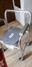 Cadeira de Banho e Higienização