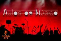 Aulas de Música em Joinville