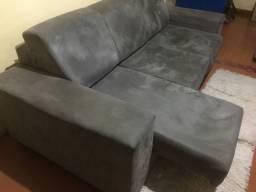 Jogo sofá 2 e 3 lugares