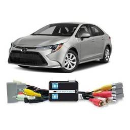 Desbloqueio De Multimidia Toyota Corolla 2020 + Espelhamento de Tela