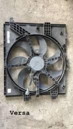 Eletro-ventilador Nissan versa