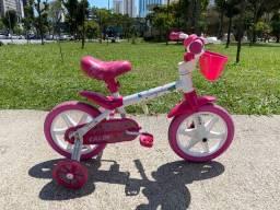 Bicicleta Caloi Ceci aro 12