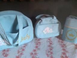Duas bolsas saída da maternidade