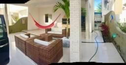 Casa de condominio 3 quartos de frente pra praia do aracagi