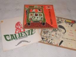 LPs - México/De Portugal a Austria (Liquida: 3 LPs)