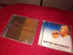 Mattos Nascimento CD Original