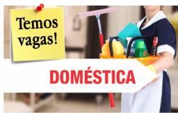 VAGA - Contrata-se Domestica ? CLT