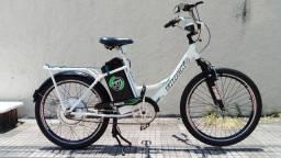 Bicicleta elétrica de 300w T&B track.