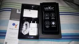 Lg k8 + 16 GB preto (zeroo)