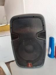 Caixa de som Ativa 300RMS