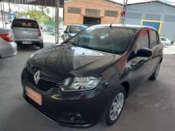 Oferta! Renault Sandero Autentic 2015 Completo Motor 1.0 Flex