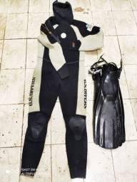 Roupa de mergulho Us Divers