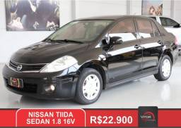 Nissan TIIDA Sedan 1.8 16V Flex Fuel 4p 2011 Flex