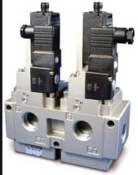 Valvula VG342X87 SMC